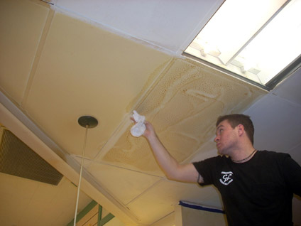 Contact Ceiling Pro Cleaners